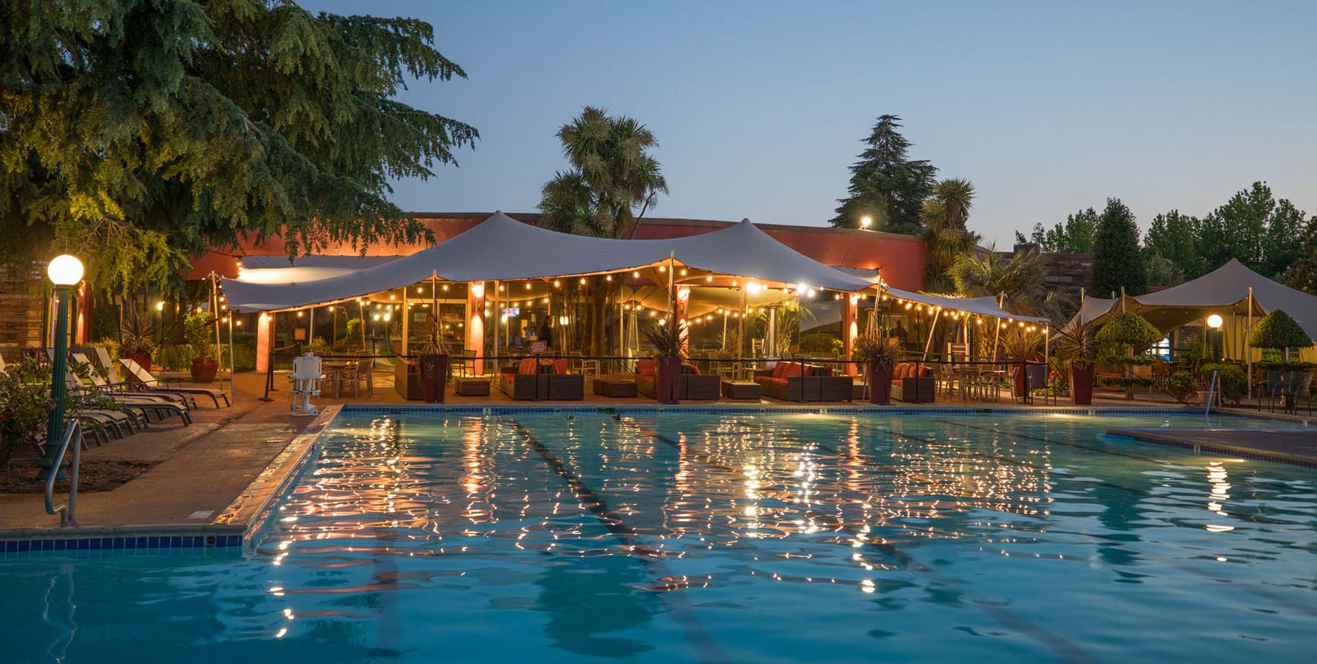 5 Wine Country Resorts With Pool And Spa Sonomacounty Com