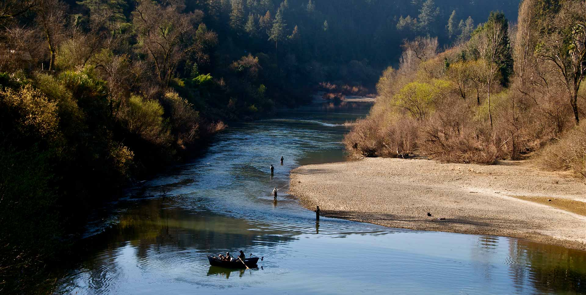 Best River Beaches And Fishing Spots Sonomacounty Com