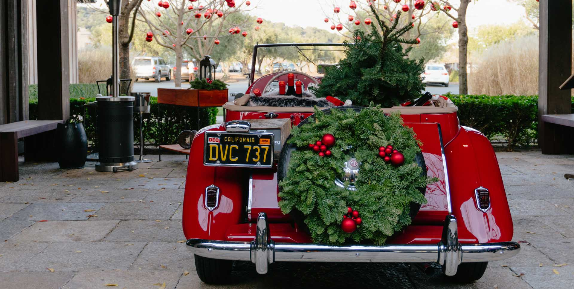 Christmas In Sonoma 2019 8 Wineries You Should Visit During the Holiday Season