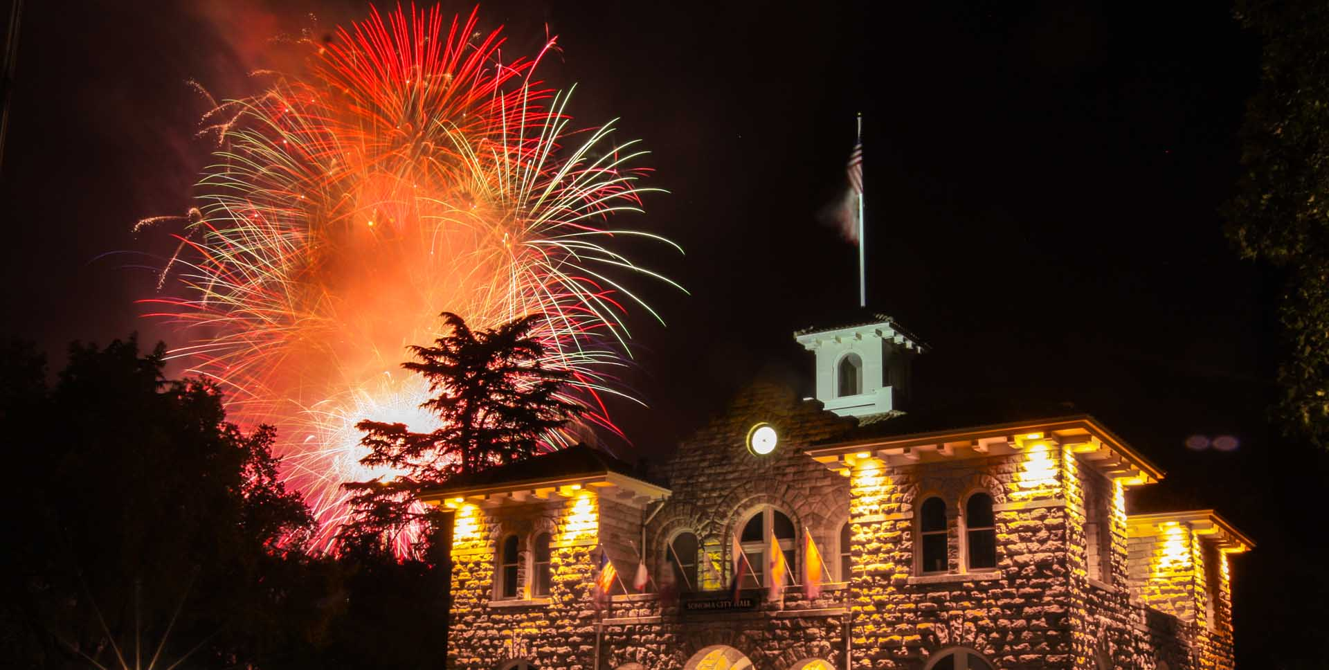 Fourth of July Fireworks and Fun Events in Sonoma County