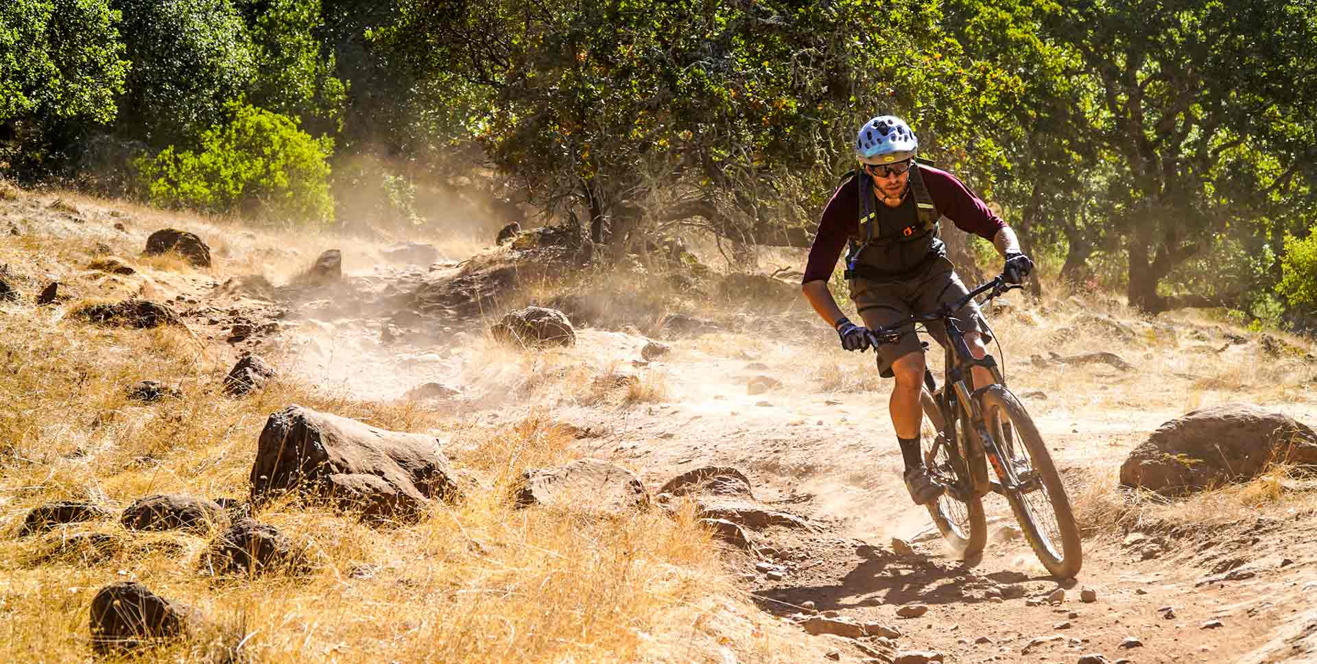 Awesome Parks for Mountain Biking | SonomaCounty.com