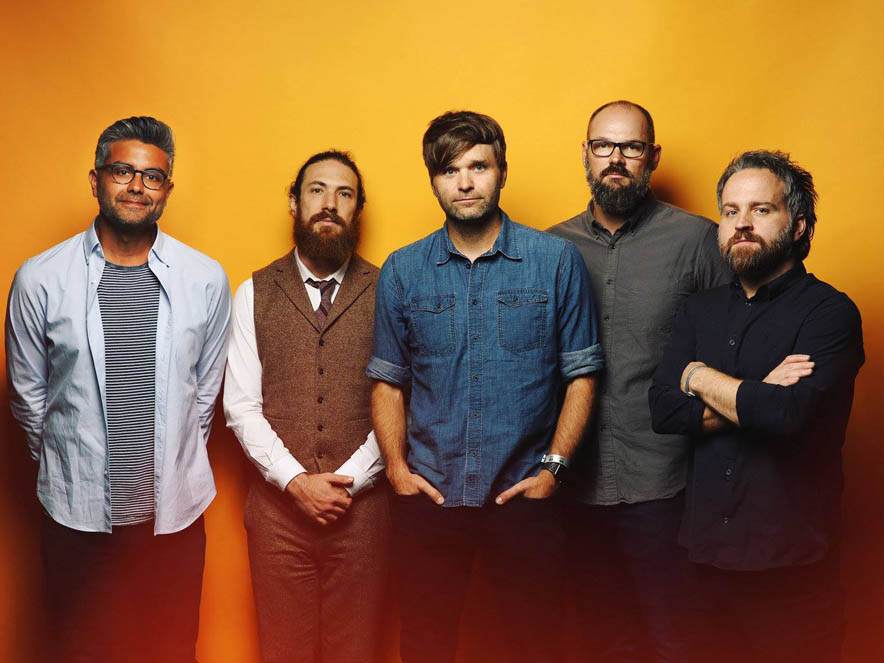 Promo photo of Death Cab for Cutie