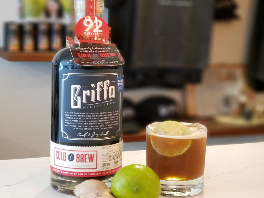 Picture of Thai Coffee Cocktail from Griffo Distillery