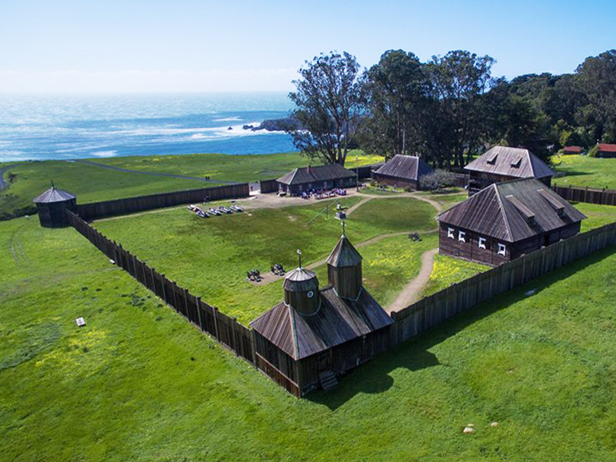 Image of Fort Ross State Historic Park