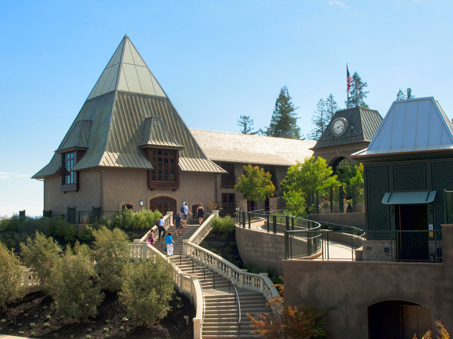 Francis Ford Coppola Winery in Sonoma County