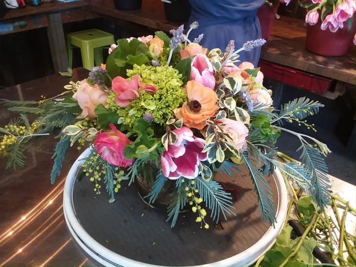 Dragonfly Floral wedding designs in Healdsburg, California
