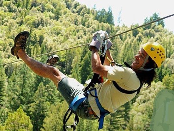 Sonoma Canopy Tours, Occidental, California