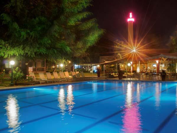 Flamingo Hotel, Santa Rosa, California