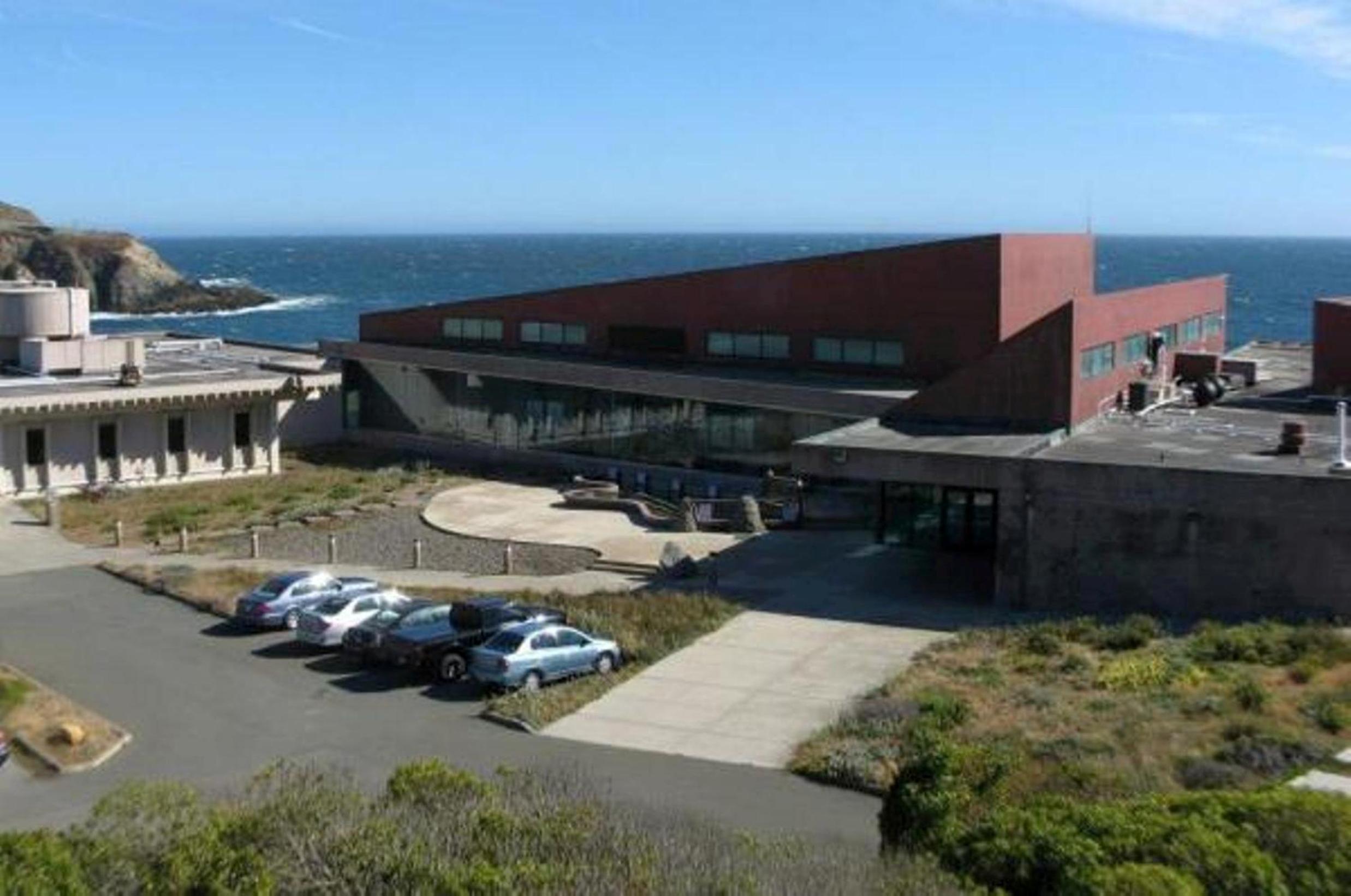 Bodega Marine Laboratory, Bodega Bay, California