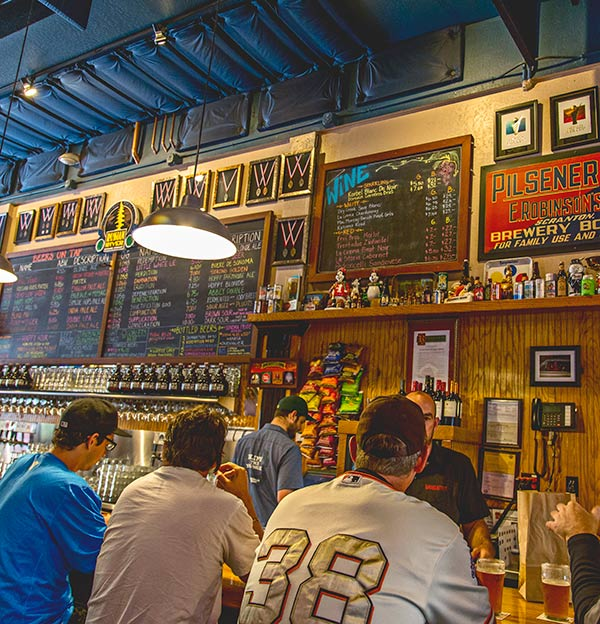 north bay brewery tours