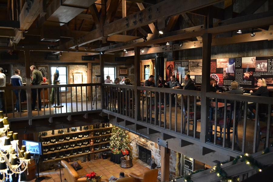 Buena Vista Winery, Sonoma, California