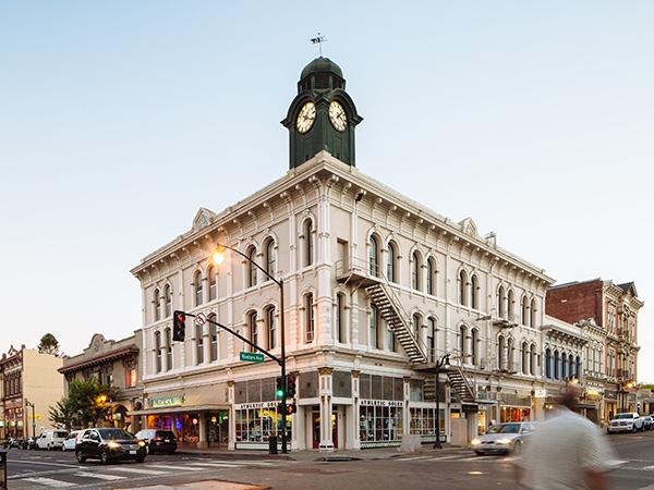 the city of petaluma sonoma county