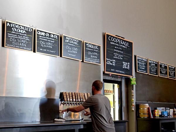 Cooperage Brewery, Santa Rosa, California