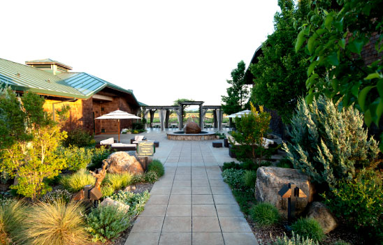 deLorimier Winery, Geyserville, California