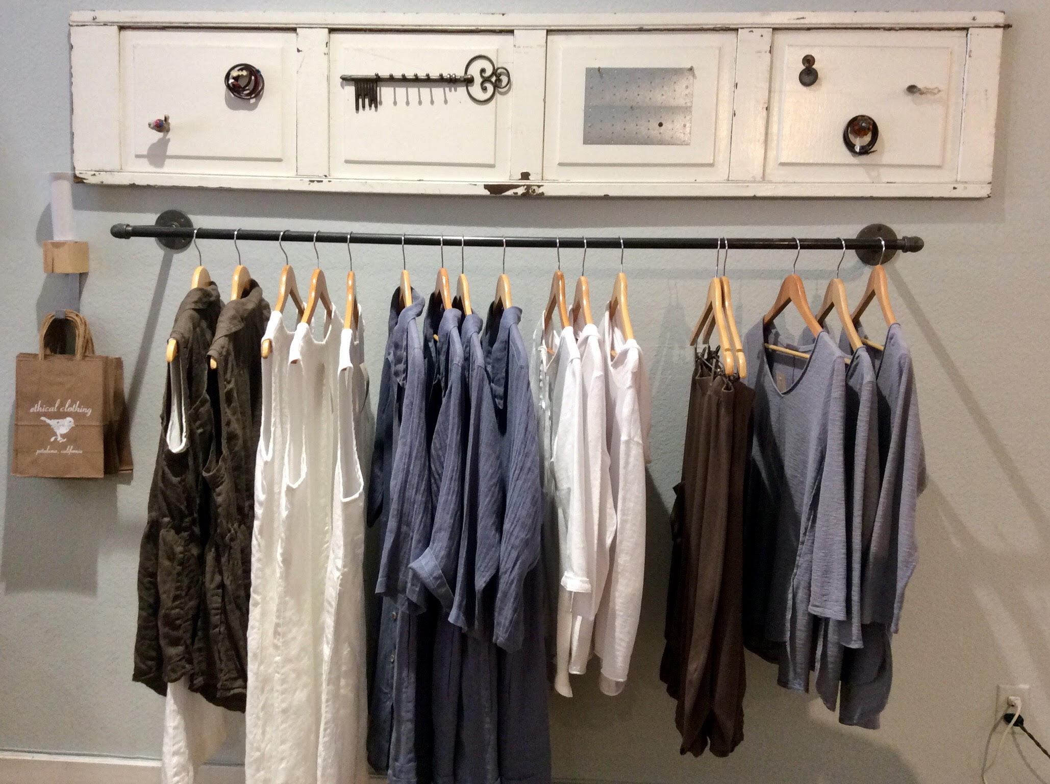 Ethical Clothing in Petaluma, California
