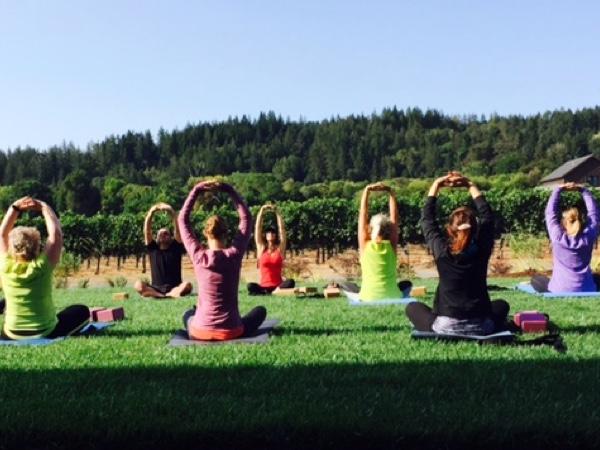 yoga in sonoma county