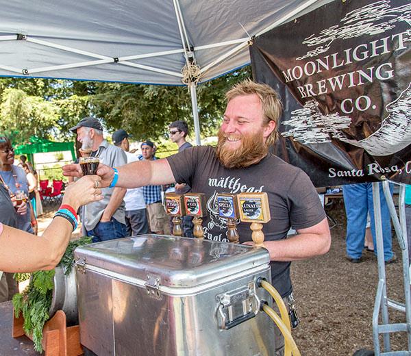 Beerfest, Sonoma County, California