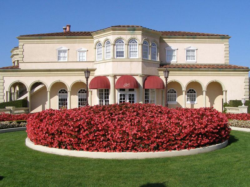 Ferrari-Carano Vineyards and Winery, Healdsburg, California