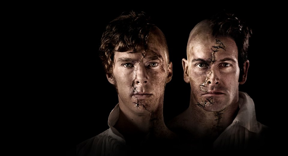 Watch Frankenstein Live from the National Theatre Stage in London at the Rialto Cinemas in Sebastopol, Sonoma County, California