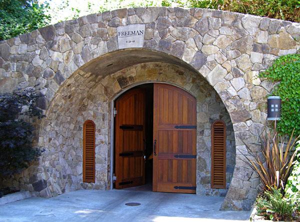 Freeman Vineyard & Winery, Sebastopol, California