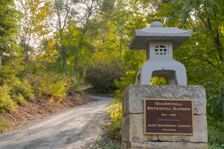 Quarryhill Botanical Garden, Glen Ellen, California