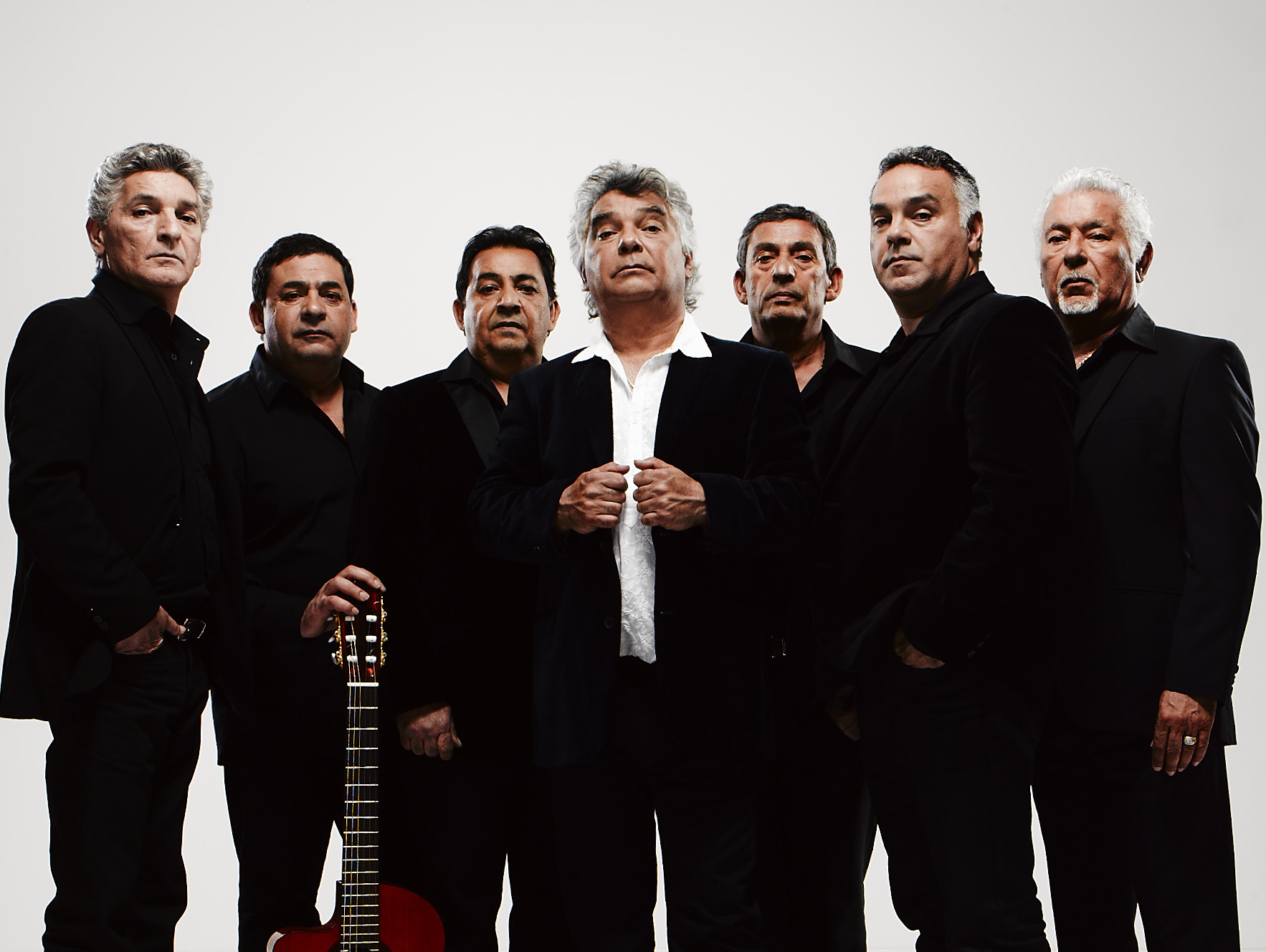 The Gipsy Kings at the Luther Burbank Center for the Arts in Santa Rosa, Sonoma County, California