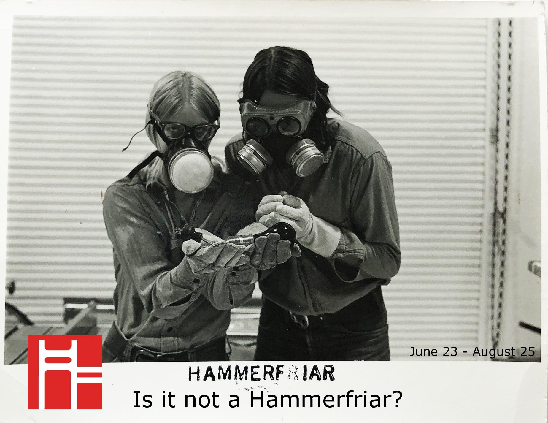 Hammerfriar Gallery in Healdsburg, Sonoma County, California