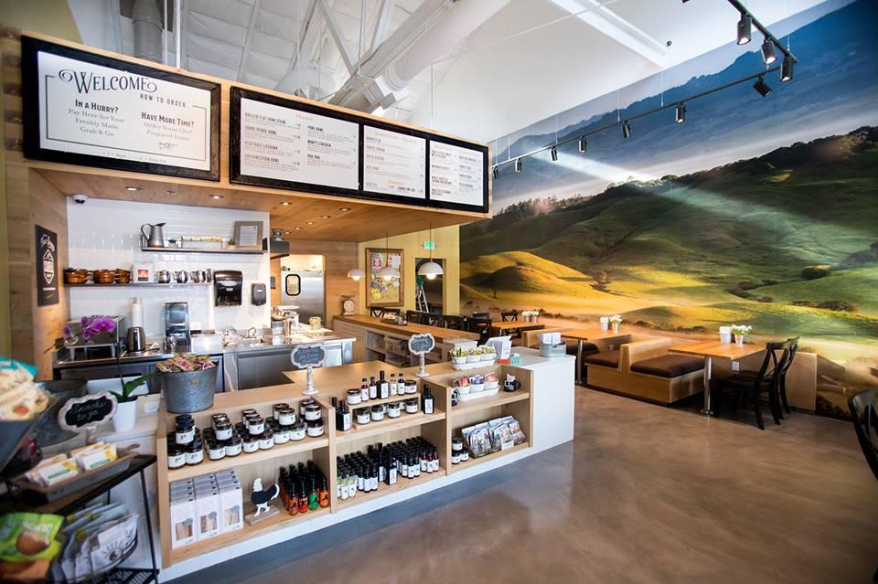 Harvest Eatery & Gourmet Pantry in Petaluma, Sonoma County, CA