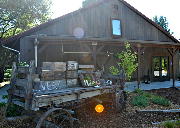 Horse & Plow Tasting Room in Sebastopol Sonoma County California