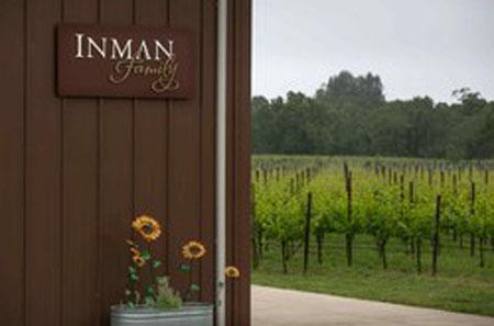 Inman Family Wines, Santa Rosa, California