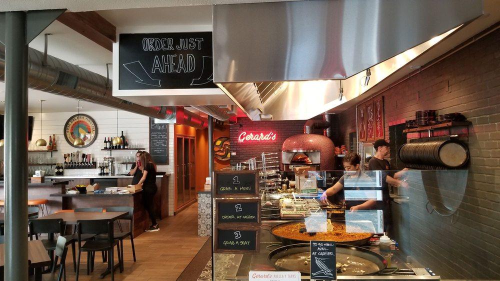 Gerard's Paella y Tapas, Santa Rosa, California