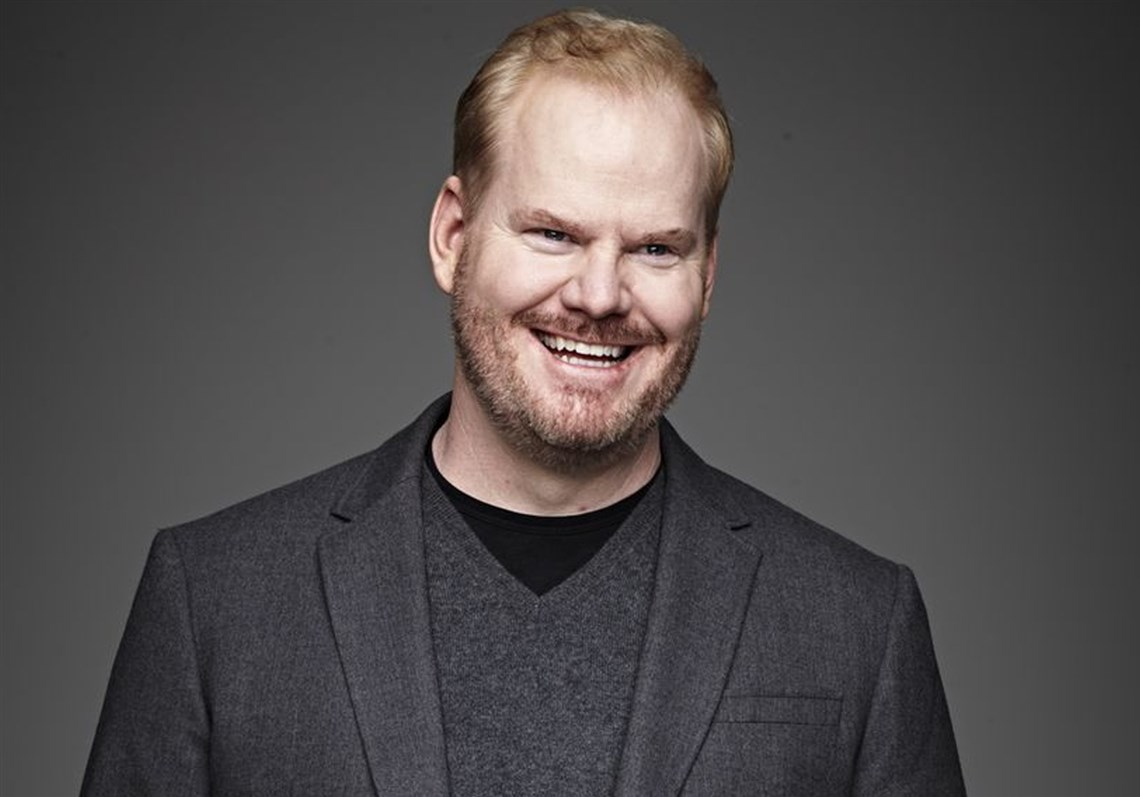 Jim Gaffigan at the Luther Burbank Center in Sonoma County, California