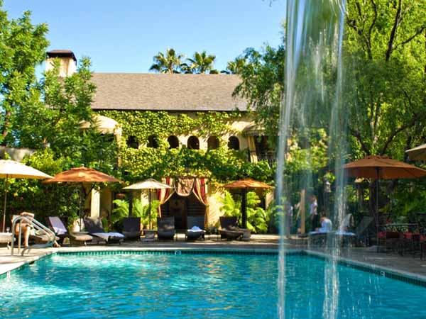 Kenwood Inn and Spa, SOnoma County, California