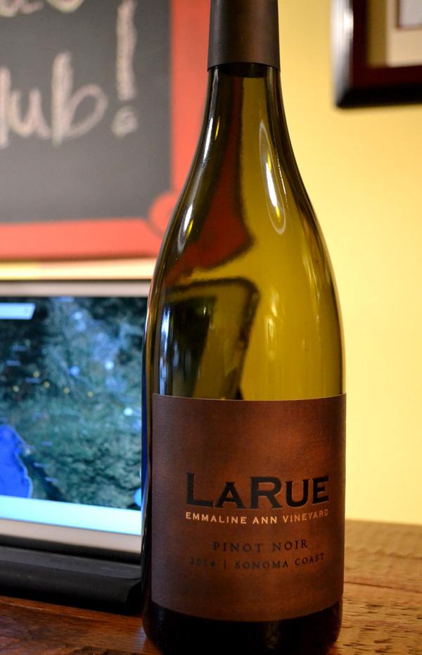 LaRue Wines, Sebastopol, California