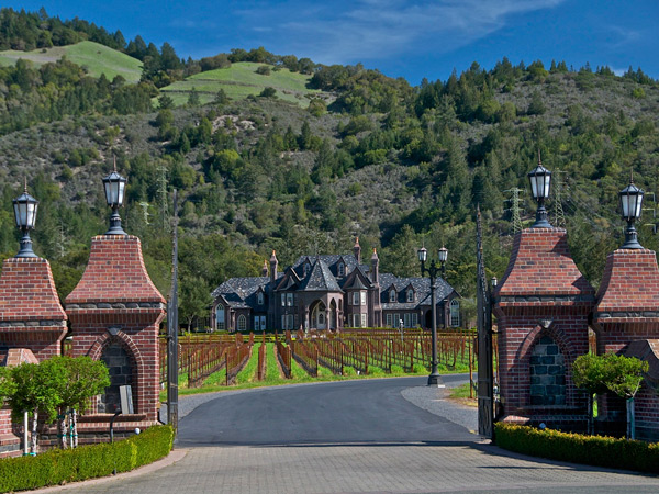 ledson winery castle wine sonoma county
