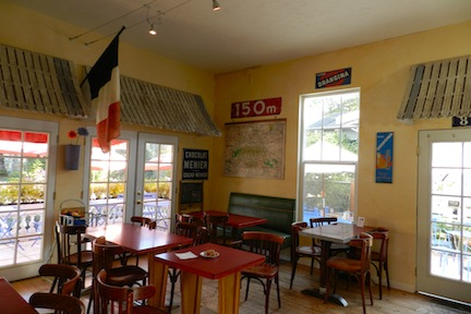 Get a taste of France in Sonoma County with you stay at Metro Hotel and Cafe in PEtaluma, California