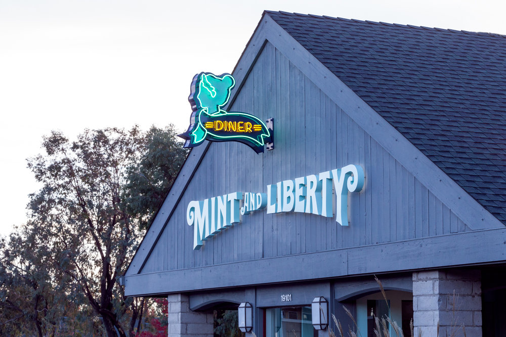 Mint And Liberty, Sonoma, California