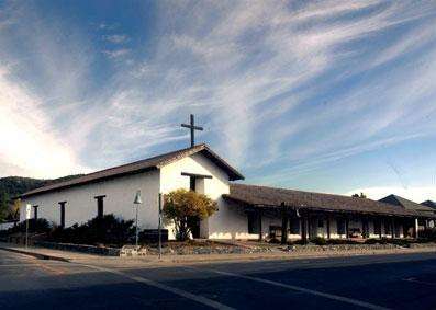 Mission San Francisco Solano, Sonoma, California