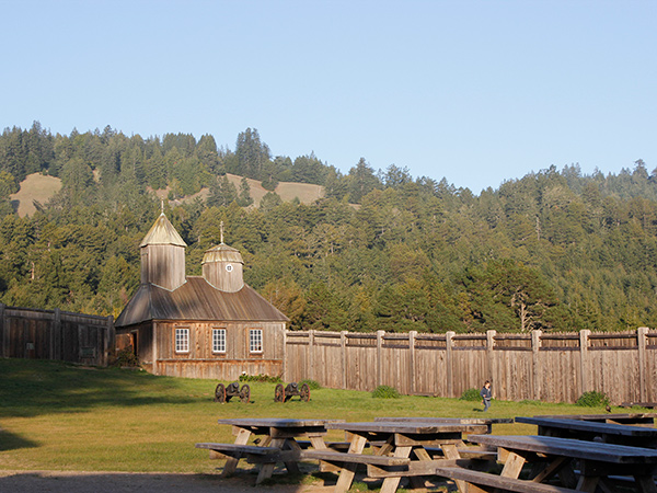 Fort Ross State Historic Park, Jenner, California