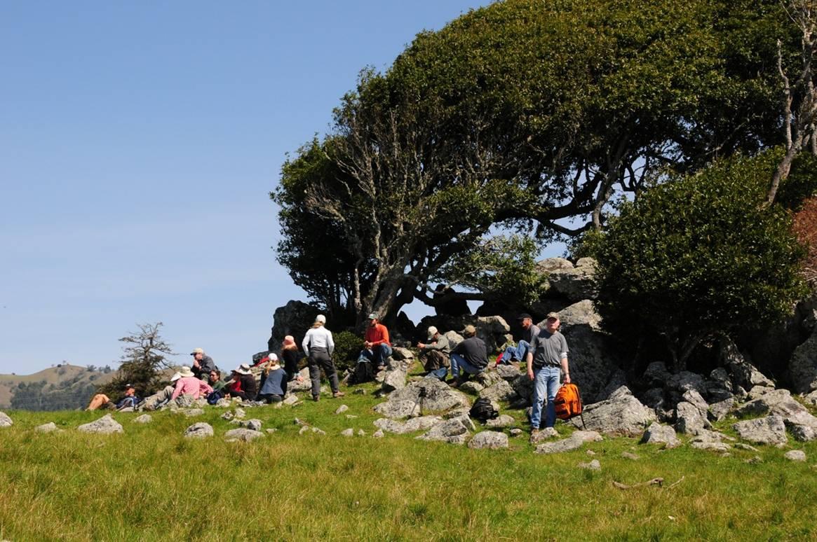 Jenner Headlands Preserve, Jenner, Sonoma County, California