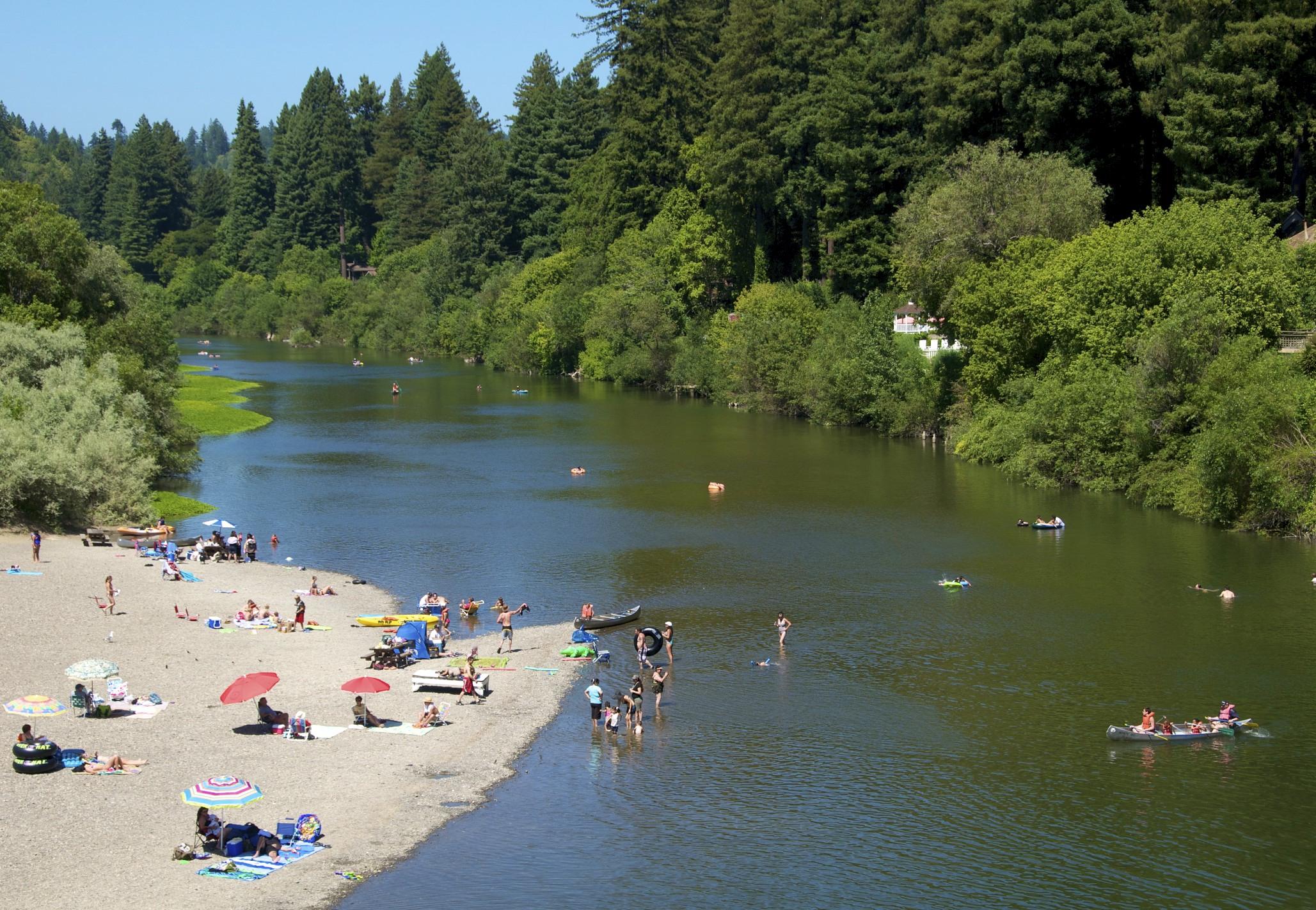 Monte Rio, Sonoma County, California
