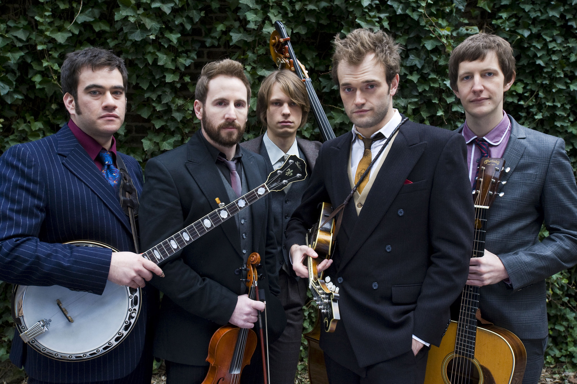 Punch Brothers at the Green Music Center in Rohnert Park, Sonoma County, California