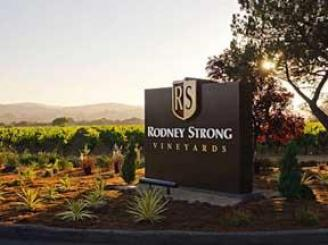Rodney Strong voted best winery by Wine Enthusiast