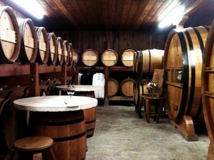 A. Rafanelli Winery in Healdsburg