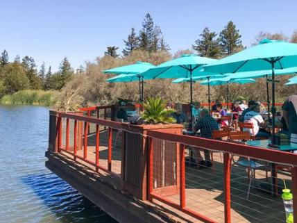 bear republic lakeside seating in rohnert park sonoma county california