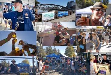 Raise a beer to sonoma summer 2017 sonoma county for Petaluma craft fair 2017