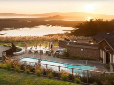 Sonoma County Bodega Bay Lodge Luxury property