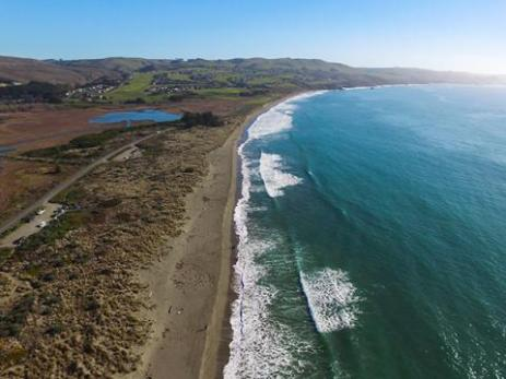 Doran Beach in Bodega Bay Sonoma County