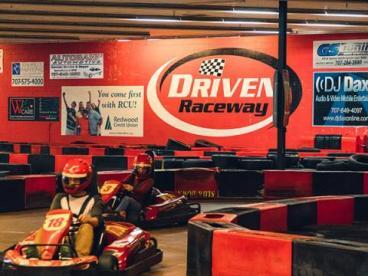 driven raceway rohnert park