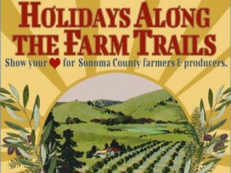 holidays along the farm trails sonoma county